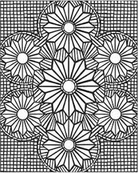 Small Picture httphsanalimhubpagescomhubGeometric Design Coloring Pages