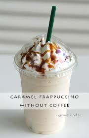 starbucks caramel frappuccino recipe. Unique Caramel Caramelfappuccinowithoutcoffeerecipepin To Starbucks Caramel Frappuccino Recipe C
