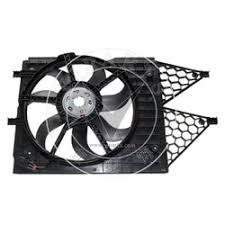 <b>Вентилятор</b> охлаждения <b>двигателя в сборе</b> с диффузором ...
