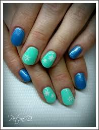 Gelové Nehty Inspirace č81 Magic Nails Gelové Nehty