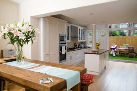 For Kitchen Diners Kitchen Diner Conservatory Ideas An Inspiration On Kitchen