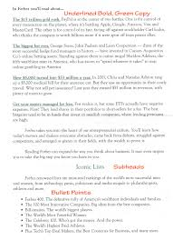 Gallery Of Forbes Cover Letter