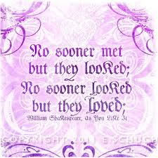 Love Quotes From Shakespeare Unique Shakespeare Love Quote Immortal Longings Elizabeth E Schuch
