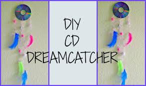 Materials For Making Dream Catchers DIY Room Decor CD Dreamcatcher YouTube 88