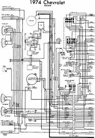 1974 corvette wiring diagram 1984 corvette wiring schematic at Free Corvette Wiring Diagrams