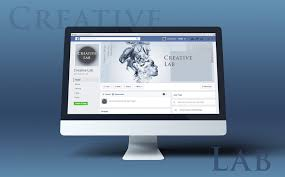 Lab Creative Designs Creative Lab Facebook Cover Template Social Media