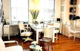 home office double desk. Home Office Double Desk Multi Person Workspace Great For At Business Desks O