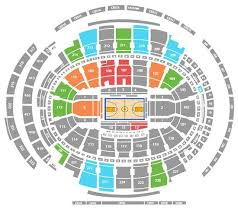Golden One Center Interactive Seating Chart Madison Square Garden Seating Chart Virtual View Garden