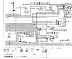 help headlight switch getting hot gm square body 1973 1987 marked up wiring diagrams showing the layout of the circuit up to the switch
