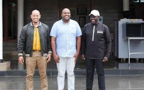 DP Ruto hosts Msambweni aspirant Feisal, Coast MPs at Karen home - The  Standard