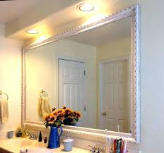 beveled bathroom vanity mirror capitaliainfo