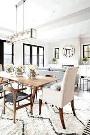 distressed white dining table room kitchen ideas melamine oval with leaf low  chairs swing off round