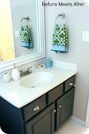 painting bathroom vanity countertop painting bathroom vanity repaint bathroom vanity can i paint an old bathroom