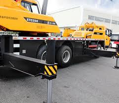 Sany Stc250 25 Ton Truck Crane For Sale