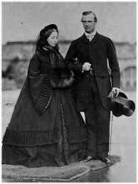「(6)1840年 - イギリス女王ヴィクトリアとザクセン=コーブルク=ゴータ公子アルバートが結婚。」の画像検索結果
