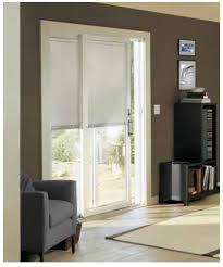 andersen patio doors with blinds