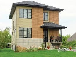 Simple Modern House Plans Simple Slanted Roof Modern House Simple Modern House Plan