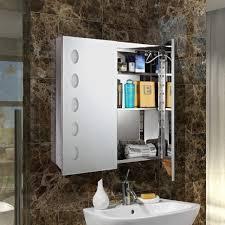 Bathrooms Cabinets Illuminated Cabinet Bathroom Vanities And