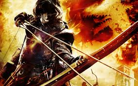 dragon archer wallpaper