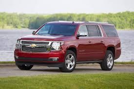2017 Chevrolet Suburban Pricing - For Sale | Edmunds