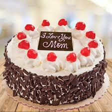 Mothers Day Black Forest Cake Winni