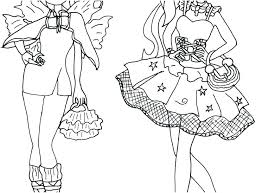 Monster High Colouring Pictures To Print Monster High Printable