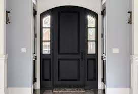 arched front doorCustom Arched Top Mahogany Wood Front Entry Door with Sidelites
