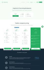 Pricing Page Design Inspiration 129 Best Price List And Table Design Inspiration Landingfolio