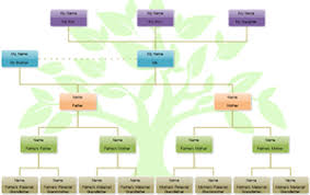 How To Create Family Tree