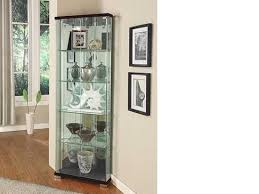 Glass Corner Display Units For Living Room Ideas