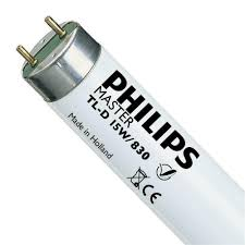 18 Inch T5 Light Bulbs Details About 15w Philips T8 Fluorescent Tube 450mm 18 Inch 830 Warm White 3000k Master Tl D