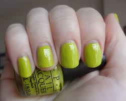 Opi Did It On Em Nail Polish Review Through The Looking Glass