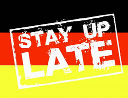 Image result for stay up late