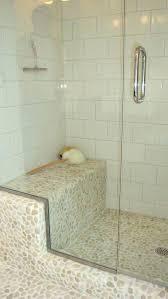 pebble bathroom tiles uk shower floor tile quick guide beginners show flat pebble tile for shower floor