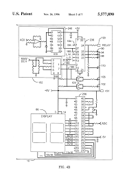patent us5577890 solid state pump control and protection system patent drawing