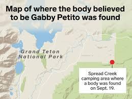Sep 20, 2021 · police find body believed to be missing van trekker gabby petito. Qoteq1op0bku M