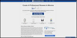 Free Resume Builder To Save To Computer Free Resume Builder Online No Cost Best Of Free Resume Templates 13
