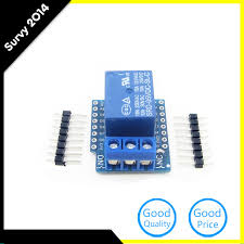 <b>NEW</b> Relay Shield WeMos D1 Mini <b>ESP8266 Development Board</b> ...