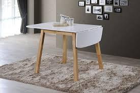Table Lund Blancnaturel