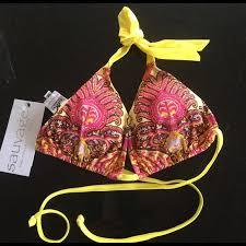 Sauvage Swimwear Size Chart Sauvage Bikini Top