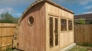 office garden pod. plain garden garden office room or glamping pod for camping and office garden pod