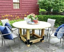 full size of outdoor dining table 10 seater set with fire pit round cover how to