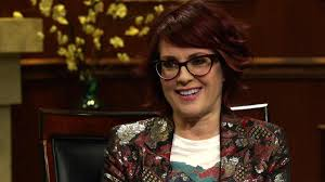 Megan Mullally Actress Megan Mullally Talks To Larry King About Reason For Will