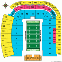 Longhorns Seating Chart Dkr Seating Chart