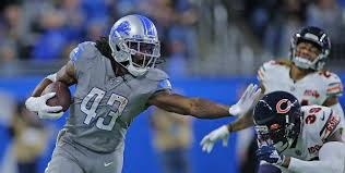 Lions Injury Report: Bo Scarbrough ...