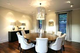 Perfect Round Dining Room Tables For 8 Chairs Elegant In Formal Sets Decorations 16