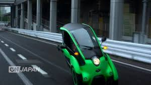 5 cool things about driving the Toyota i-Road - CNN Style