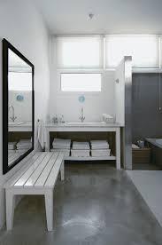 Indoor pool house- bathroom