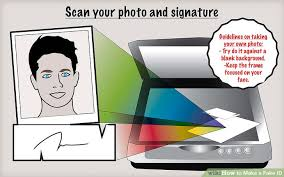 Ways A To Make Id Wikihow - 3 Fake