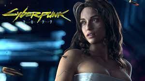 Cyberpunk 2077 Girl Video Game 4K #14794